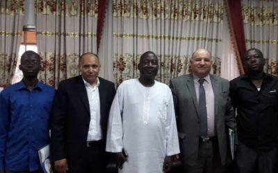 Visit to Burkina Faso
